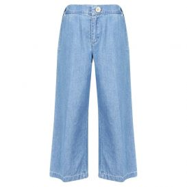 Culotte Jeans Blue Denim