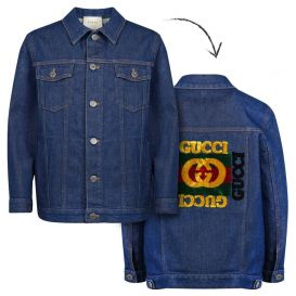 Jacket Blue Denim