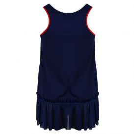 Beach Dress Navy
