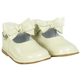 Shoes Patent Ivory