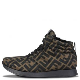Fendi Trainers Black & Brown