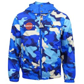 Vidourle Jacket Blue