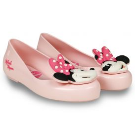 Disney Minnie Sweet Shoes Light Pink