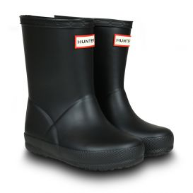 First Classic Wellies Black