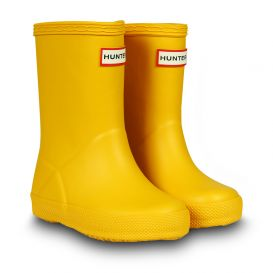 First Classic Wellies Yellow