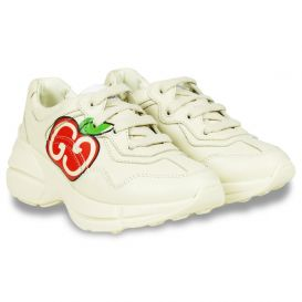 Trainers Ivory