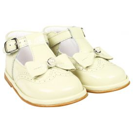 Babyshoes Shoes Ivory Patent