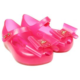 Bow Orb Mini Ultragirl Shoes Pink