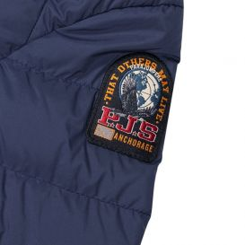 Parajumpers Last Minute Down Jacket Navy