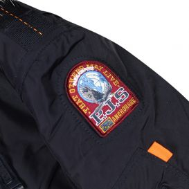 Parajumpers Right Hand Down Jacket Black
