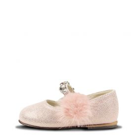 Swarovski Strap Shoes Dusty Pink