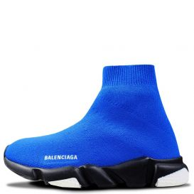 Blue Sock Trainers