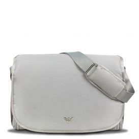Changing Bag Silver Grey