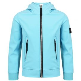 Soft Shell Blue Jacket