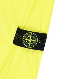 Yellow Logo Patch Jacket