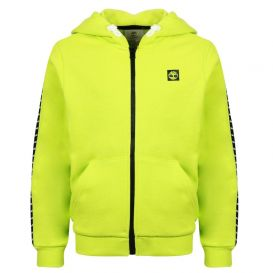 Zip-Up Hoody Green