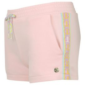 Side Tape Shorts Pink
