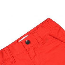 Baby Boys Cotton Shorts Red