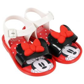 Mini Mouse Disney Sandals Red