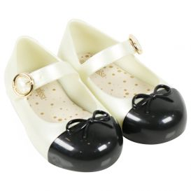 Mini Sweet Love Shoes Ivory