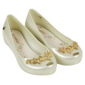 Ultragirl Stars Shoes Ivory