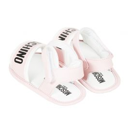 Pale Pink Baby Sandals