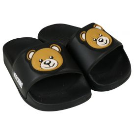 Black Bear Motif Sliders
