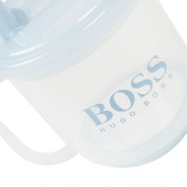 Logo Sippy Cup Blue