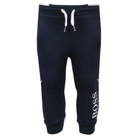 Infant Logo Joggers Navy