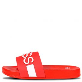 Red Logo Sliders