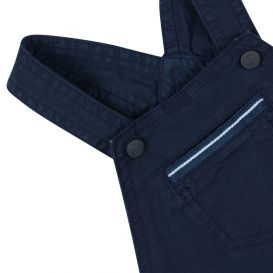 Infant Navy Dungarees