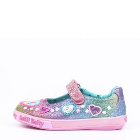 Rainbow Gem Shoes Multicoloured