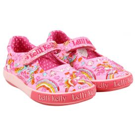 Pink Dorothy Shoes