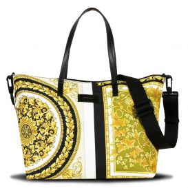 Gold Barocco Changing Bag