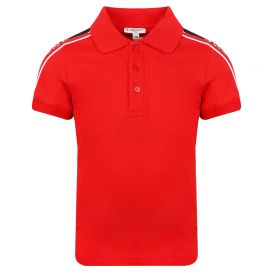 Red Tape Logo Detail Polo Shirt