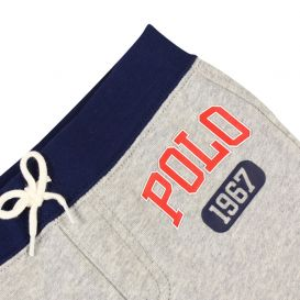 Grey Polo Tracksuit