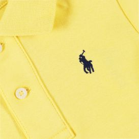 Yellow Baby Polo Shirt