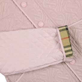 Pink Giaden Quilted Jacket