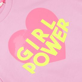 Girl Power Pink Tracksuit