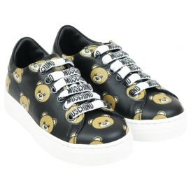 Repeat Teddy Black Trainers