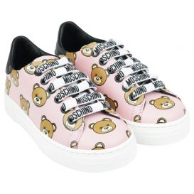 Repeat Teddy Pink Trainers