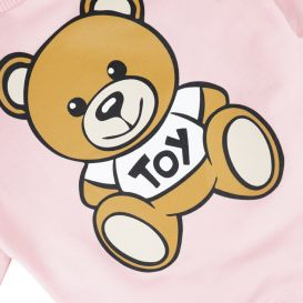Pink Teddy Bear All In One