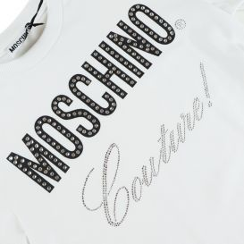 White Couture T Shirt