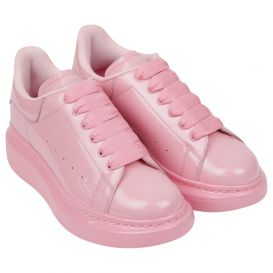 Pink Chunky Trainers