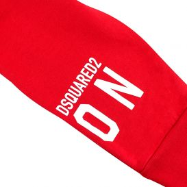Red Icon Joggers