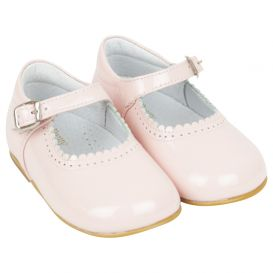 Pink Patent Shoes