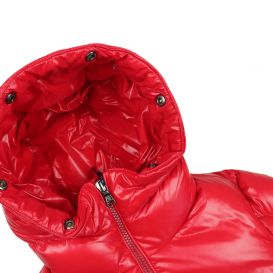 Red New Byron Jacket