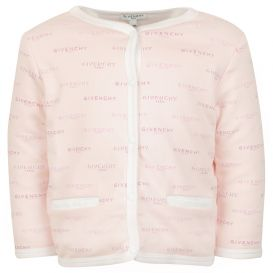 Pale Pink Padded Tracksuit