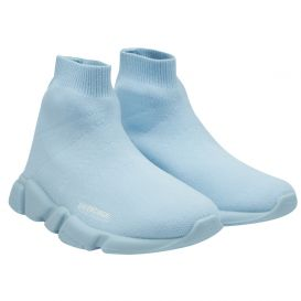 Blue Speed Sock Trainers