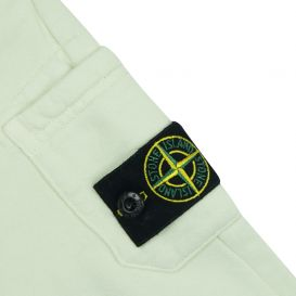 Sage Yellow Patch Pocket Joggers